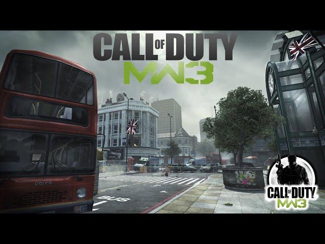 Modern Warfare 3 – Special Ops - Jogando no mapa Underground