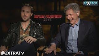 Harrison Ford & Ryan Gosling on That 'Blade Runner 2049' Punch