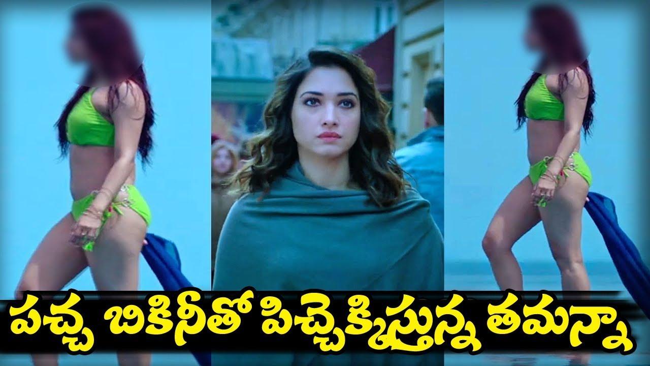 Download Tamanna Bhatia Bikini Scene in Vishal Action Movie | Action Movie Teaser | Top Telugu Media