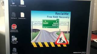 How to Rescue Recover data on Raid 5 after raid card failure free
