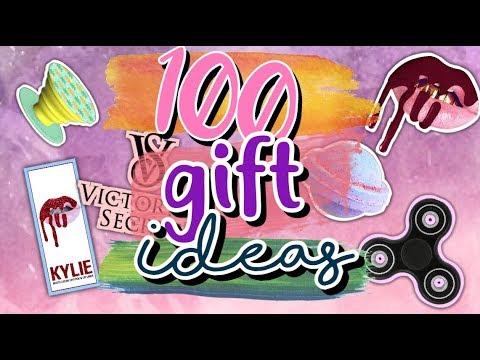 100 Gift Ideas For Girls 2017 Birthday Christmas Gift Ideas