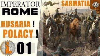 Byle nie upaść  Imperator Rome  Sarmatia ⚔️ 01