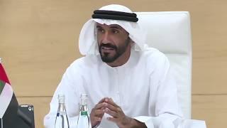 بالفيديو.. نهيان بن زايد يترأس اجتماع اللجنة المنظمة لكأس آسيا