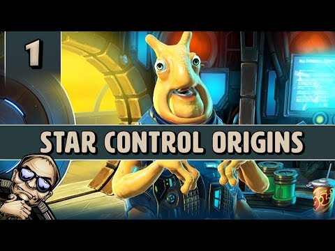 Star Control: Origins - Space Role-Playing Game - Part 1 - Star Control Reboot!
