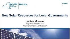 Overview of the 2017 NY Solar Guidebook & Technical Assistance