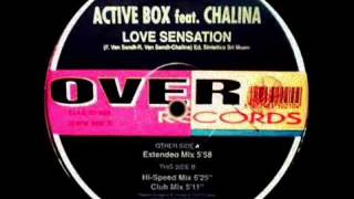 ACTIVE BOX FEAT. CHALINA - Love Sensation (Extended Mix) 1995