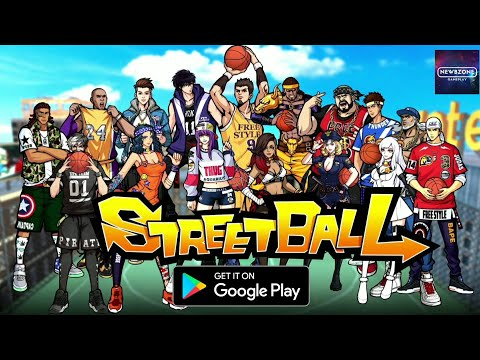 Freestyle Streetball Android Gameplay