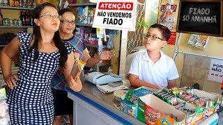 CAIXA DE MERCADO! COISAS QUE ACONTECE #1