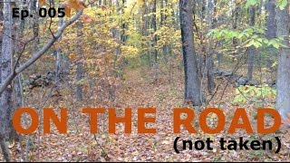 Robert Frost's Farm - On The Road [Ep. 005]