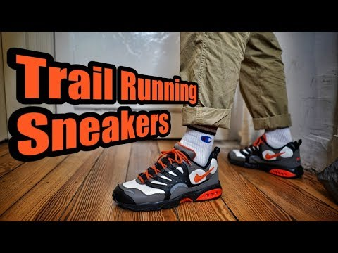 Trail Runners: the next Trend? Nike Air Terra Humara 18 Review & On Foot