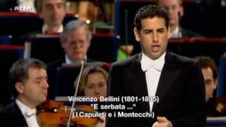 """Juan Diego Flórez - """"E serbato"""" from I Capuleti - Baden Baden '08"""