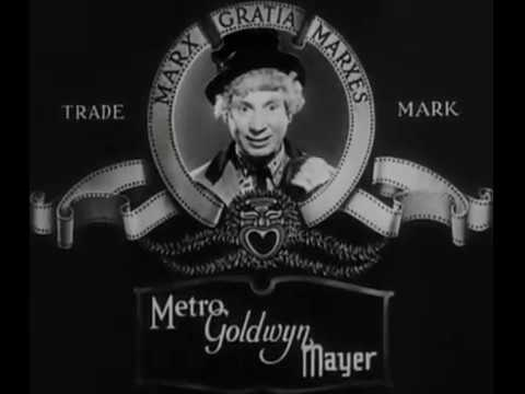 Marx Brothers - MGM Lion