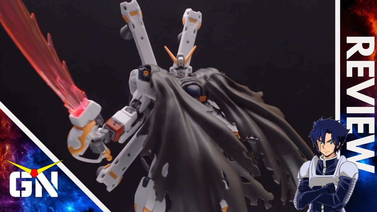 Not All Treasure Is Silver And Gold, Mate!!! RG 1/144 Crossbone X1 | Review