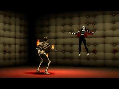 Thrill Kill - Cain Arcade Mode (PlayStation 1)