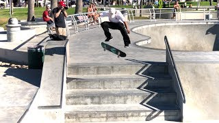 JOHN BRADFORD AND LEANDRE SANDERS KILL VENICE PARK AND MUCH MORE !!! - NKA VIDS -
