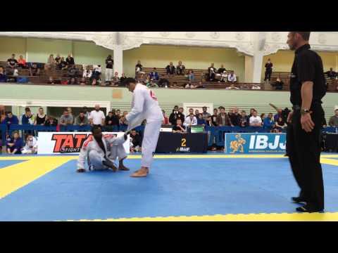Copenhagen Open 2014 - Black belt adult medium heavy final