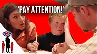 How to Encourage your Child to do Homework | Supernanny USA