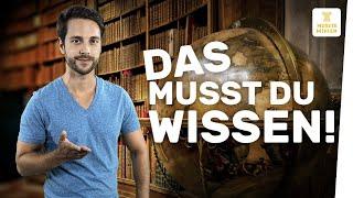 Geschichte studieren? I Geschichtsstudium Tipps von Mirko von