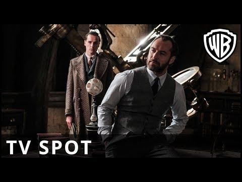 Fantastic Beasts: The Crimes of Grindelwald - 'Safe House' TV Spot - Warner Bros. UK