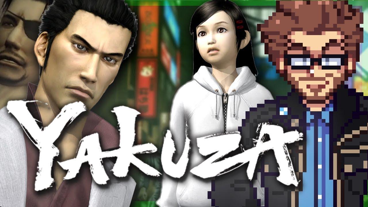 Yakuza Humble Janky Beginnings Austin Eruption