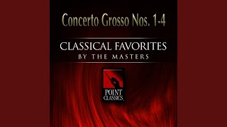 Concerto Grosso Op. 6 No. 1 in G Major: A tempo giusto