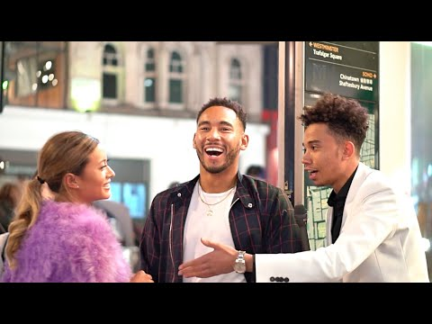 HOW TO APPROACH GIRLS IN LONDON [CELEBRITY SPECIAL EDITION]