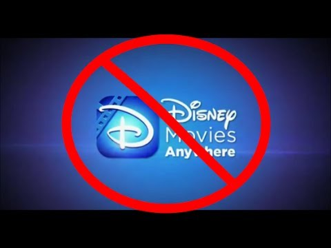 Rejected Disney Movies Anywhere Ad - YouTube