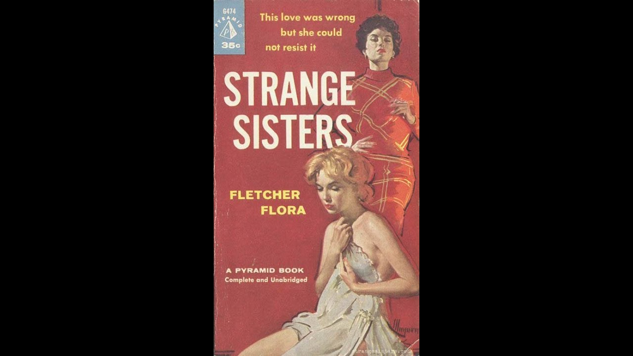 lesbian pulp fiction How potboilers and pin-ups showed gay and bisexual women they were not alone.