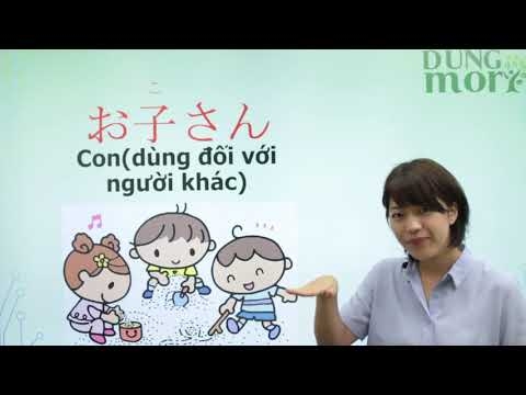 Học Tiếng Nhật Online | Từ vựng -  Bài 30 | N4