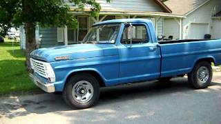 For Sale or Trade-----1967 Ford F250