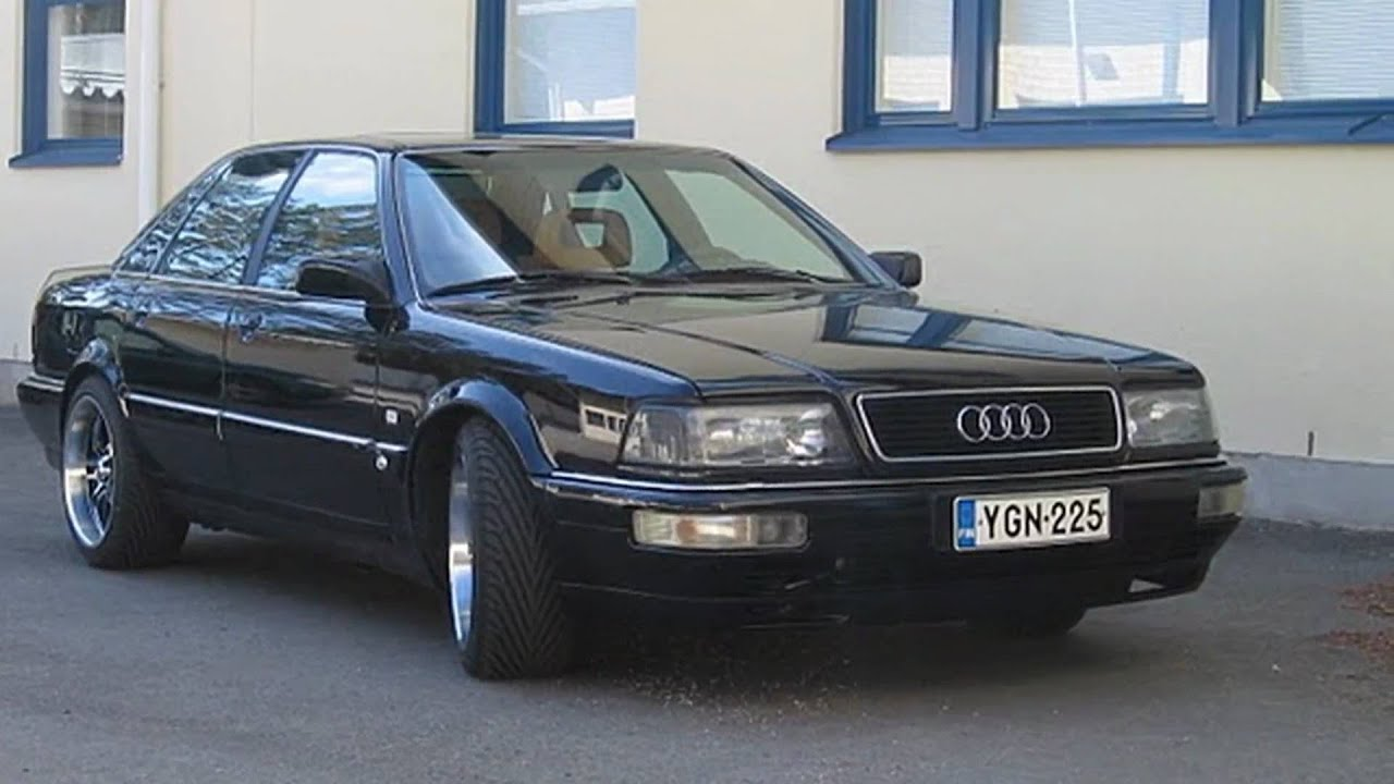 Audi V8 Quattro Youtube