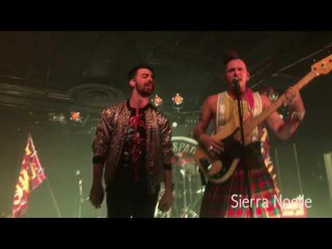 DNCE Full Concert- Ace Of Spades Sacramento 1/19/17