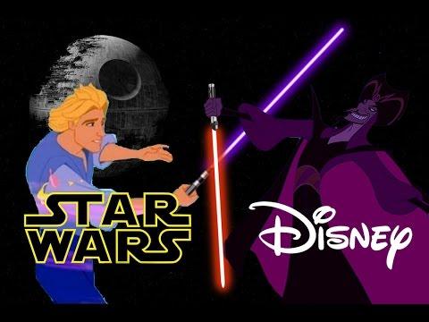 Download Youtube: Star Wars Disney Musical - Part 2
