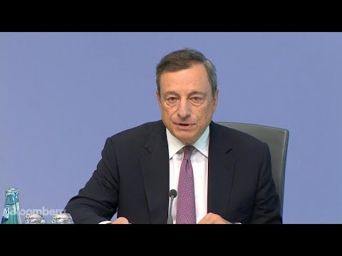 Draghi Says Euro Volatility `Source of Uncertainty'