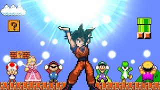 Super Goku Bros Z (Animation)