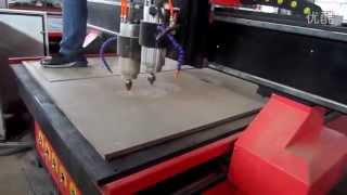1325 2 Spindle CNC Router engrave on wood