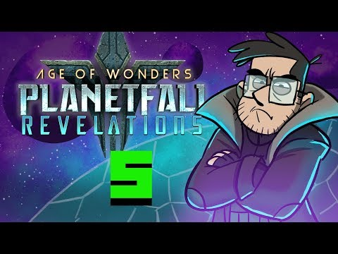 Let's Try - Age of Wonders: Planetfall - Revelations - Ep 5 |