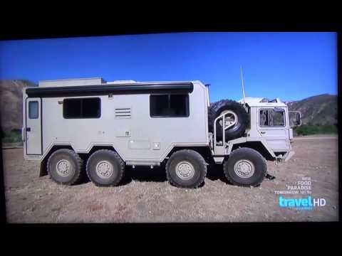 New 4x4 Roadtrek SS Agile E Trek 4WD Off Road Solar Power RV Campervan | FunnyCat.TV