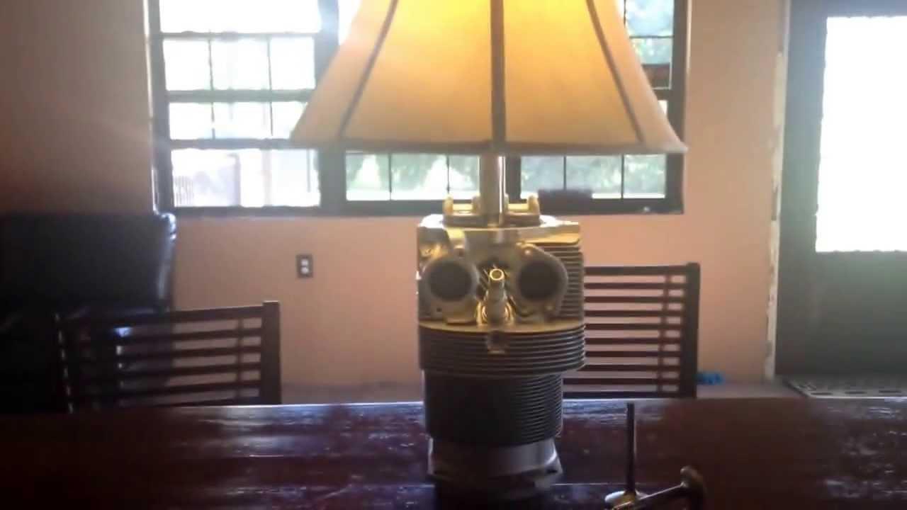 Aircraft Cylinder Lamp