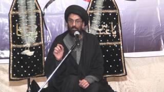 18 safar Allama Professor Zulfiqar Hussain Naqvi in Neelam Block Part 9