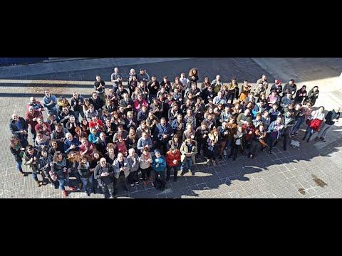 Vídeo de la I Escola Sobiranista celebrada a Donòstia