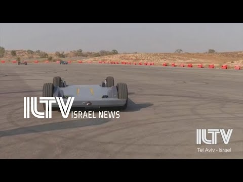 Israeli electric vehicle platform to join global market