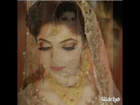 Pakistani Indian bridal makeup dresses and jewelry latest 2017 fashion