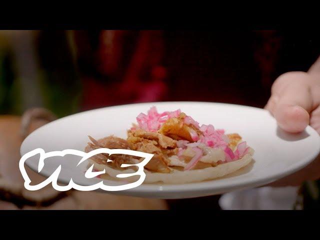Taco de Cochinita  Todos Los Tacos T3 - E2
