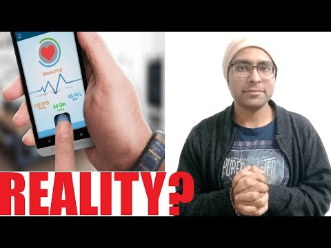Blood Pressure Check Kare Android Application Me || Reality?
