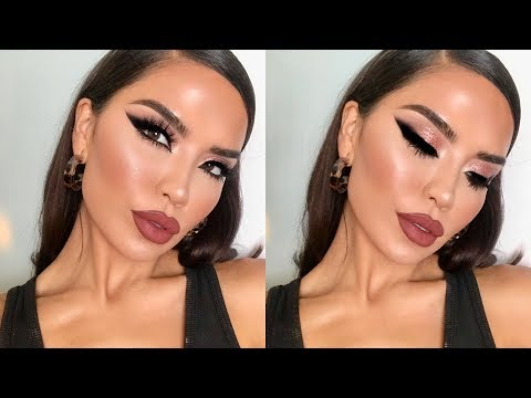 FULL COVERAGE FOUNDATION ROUTINE + FALL MAKEUP  | iluvsarahii