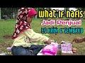 What If Nafis Jadi Penjual Es Krim Dan Sembako Parodi Belajar Berjualan