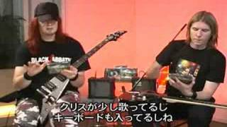Michael and Christopher Amott of Arch Enemy - Young Guitar DVD Nove...