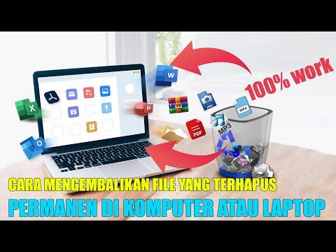 Cara Menemukan File yang Tidak Terbaca pada Flashdisk tanpa Antivirus..