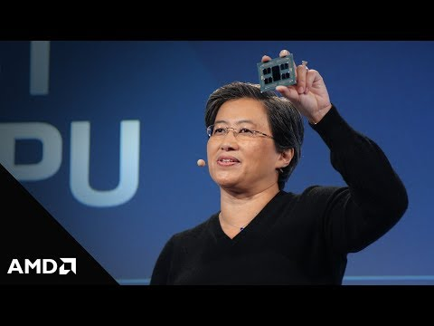 AMD Next Horizon Event — Full Show